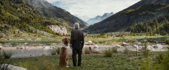 Фільм Поклик пращурів