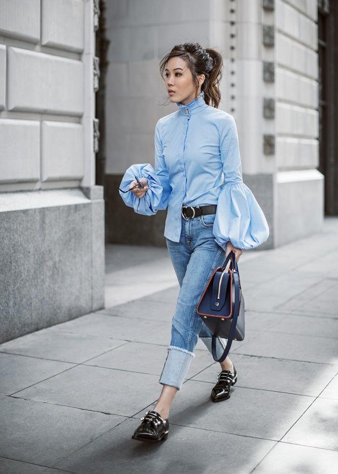 модна сорочка 2020