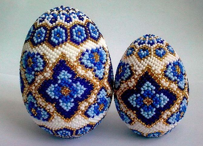 Пасхальное яйцо своими руками: ТОП-5 праздничных мастер-классов 1
