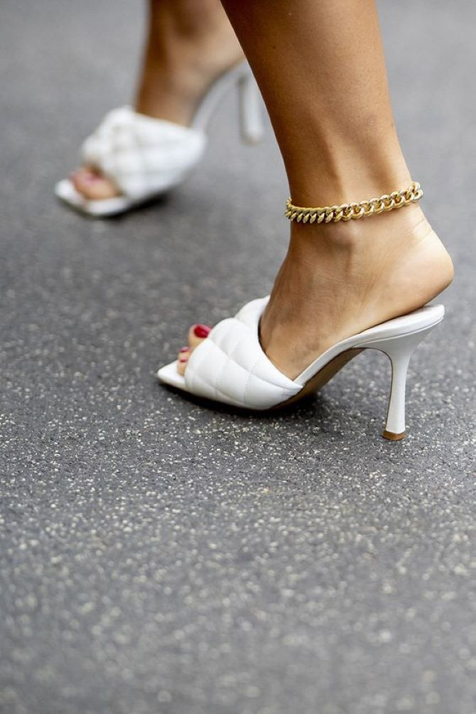 модная женская обувь весна
