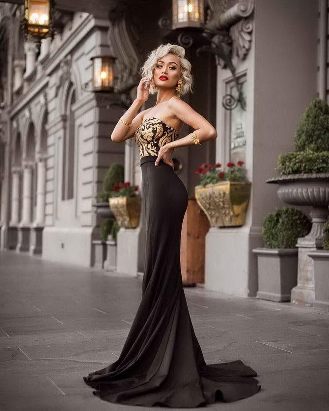Вечерние  платья на выпускной 2020