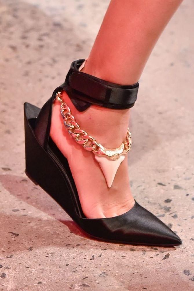 модная обувь весна лето 2020