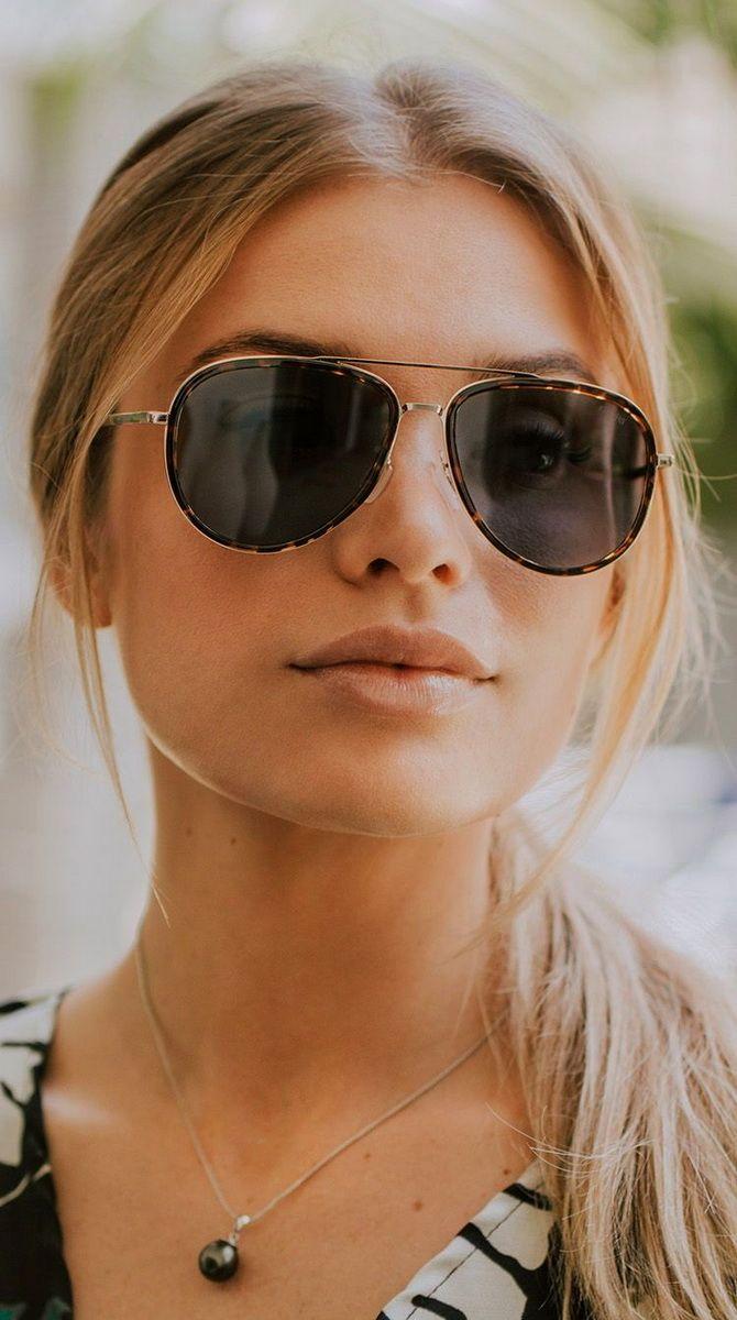 солнечные очки женские рей бен