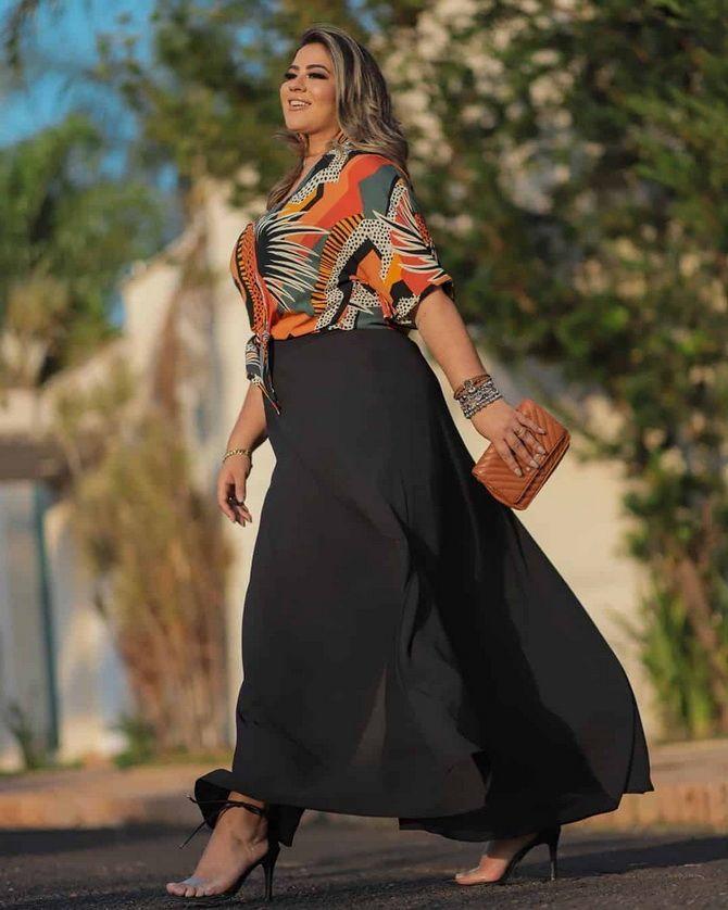 мода +для лета +для полных женщин