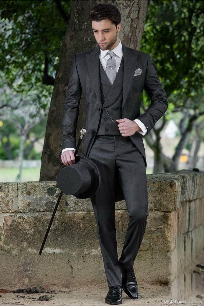 Костюм на выпускной 2021: элегантные образы для парня 29