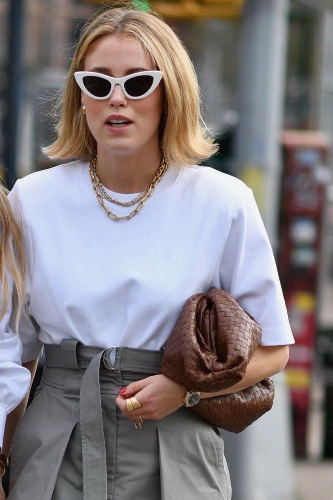 круглые солнечные очки женские фото