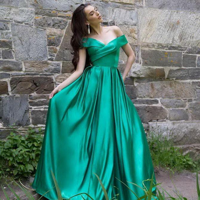платье на выпускной 9