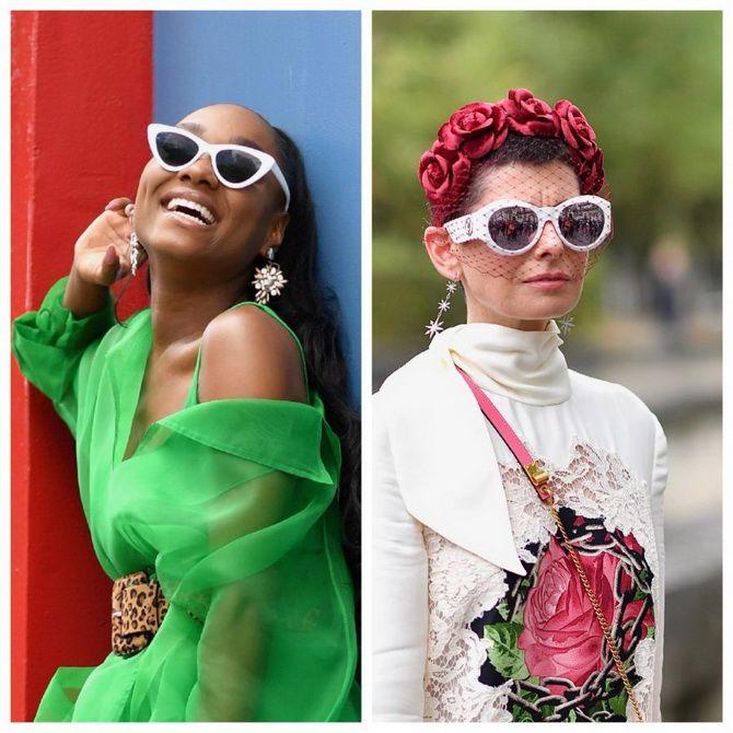 солнечные очки с диоптриями женские