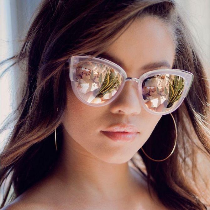 солнечные очки женские 2020