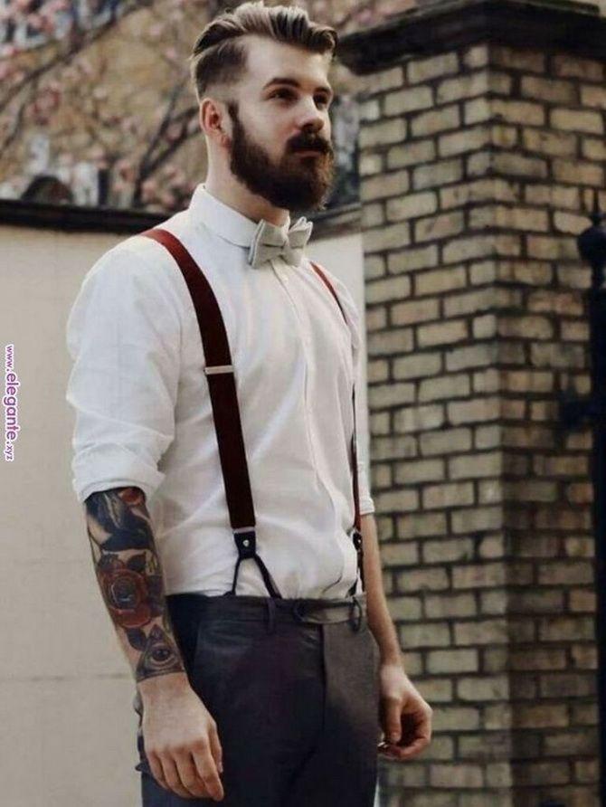 Костюм на выпускной 2021: элегантные образы для парня 35