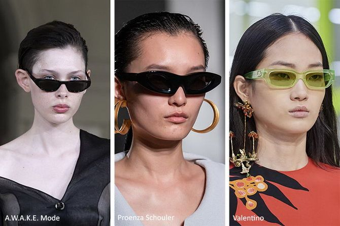 очки Tiny sunglasses