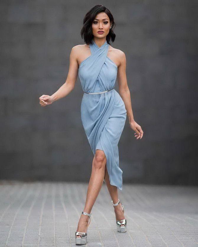 платье на выпускной фото