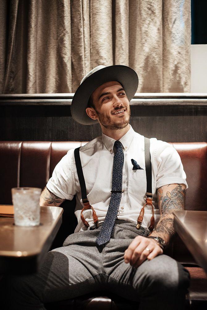 Костюм на выпускной 2021: элегантные образы для парня 37