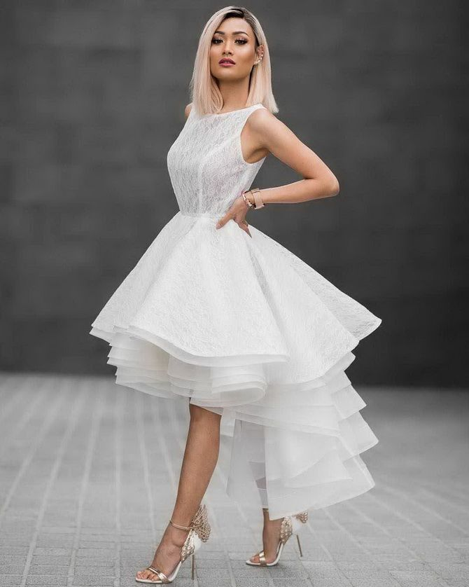 платье на выпускной 11 2020