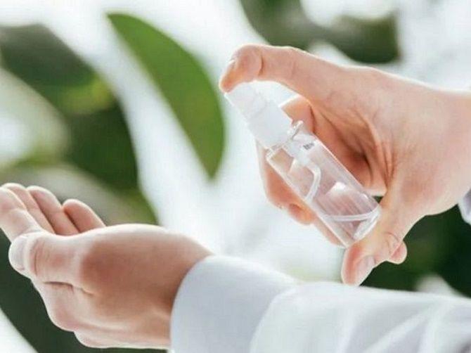 антисептики при коронавірусі