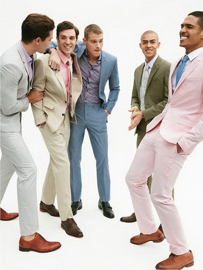 Костюм на выпускной 2021: элегантные образы для парня 4