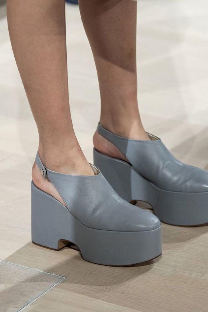 фото модной обуви
