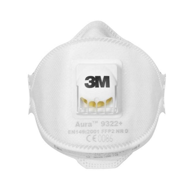 Mask 3M Aura FFP2.
