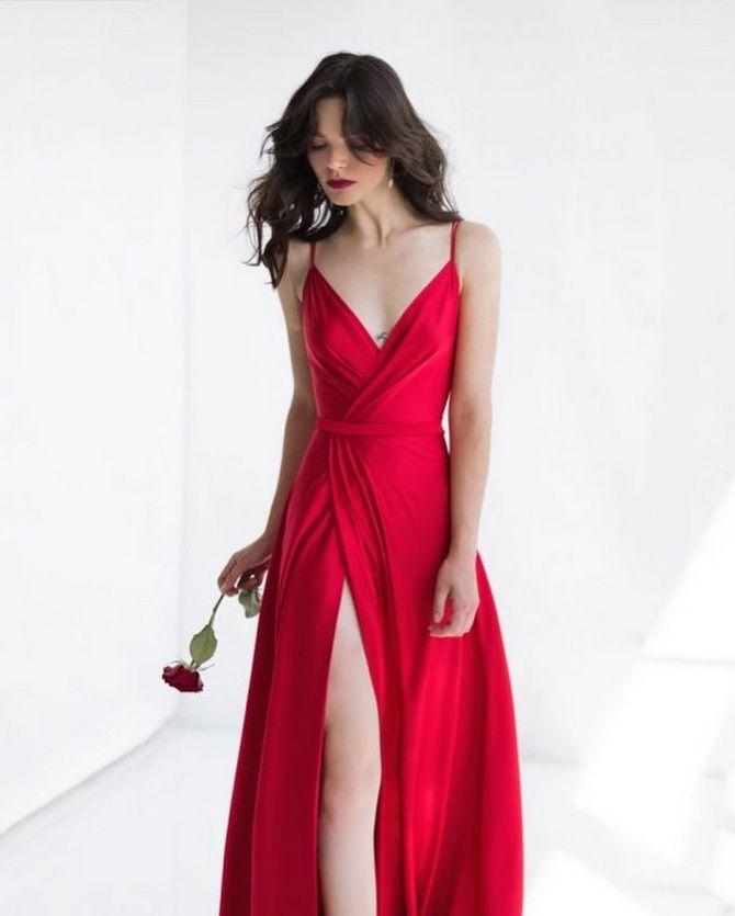 длинное платье для девочки на выпускной