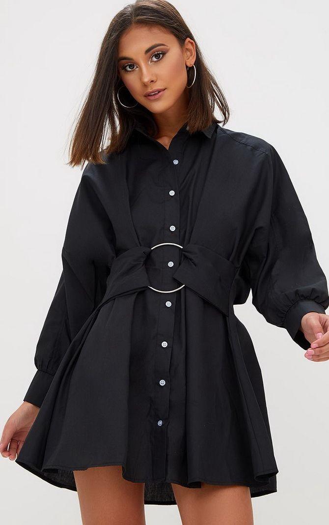 платье рубашка своими руками