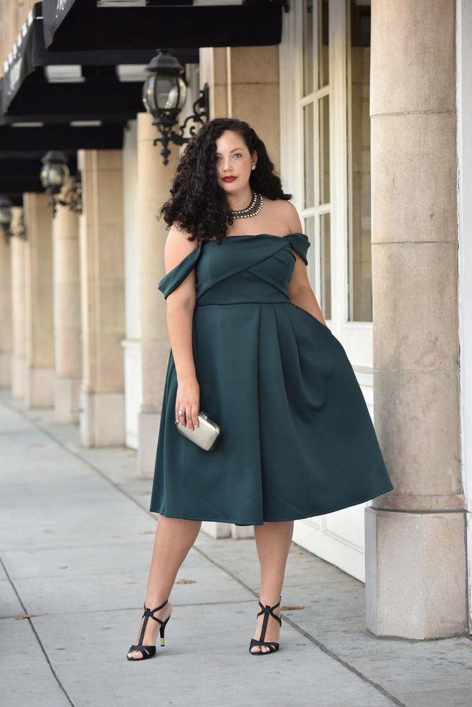 полный мода женская одежда