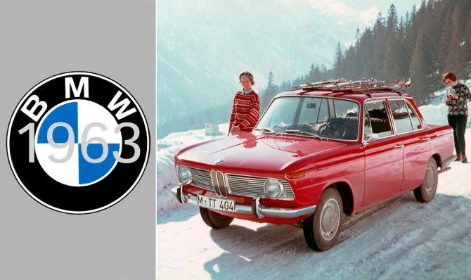 седан BMW Neue Klasse
