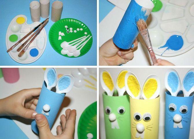 как сделать кролика своими руками