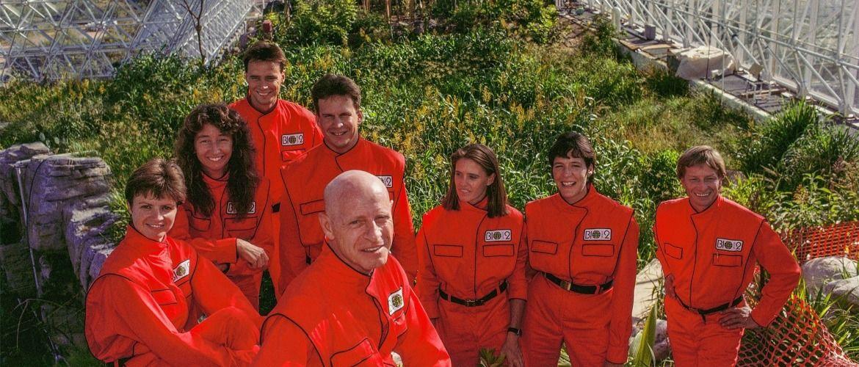 «Биосфера 2» — миниатюрная Земля в пустыне Аризоны