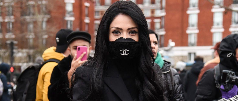 Fashion и карантин: как носить маску во время эпидемии коронавируса