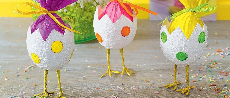 Пасхальное яйцо своими руками: ТОП-5 праздничных мастер-классов