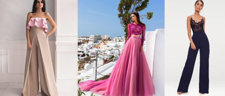 Neben dem Kleid: modische Damenanzüge für den Abschluss 2021