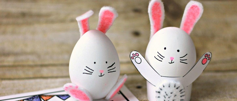 Пасхальный кролик своими руками: 3 праздничных мастер-класса
