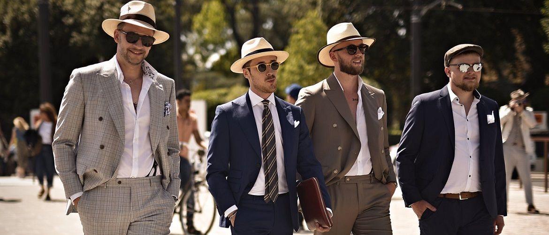 Костюм на выпускной 2021: элегантные образы для парня