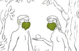 Користувачі жартують: чумні шаржі і карикатури про коронавірус