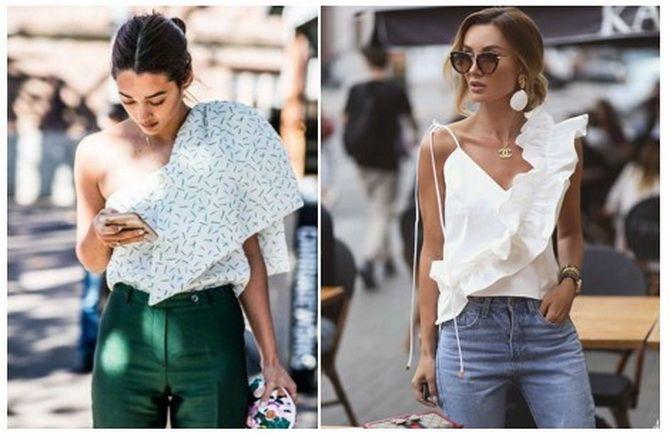модные блузки 2020 фото