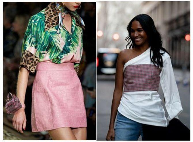блузки 2020 года модные тенденции