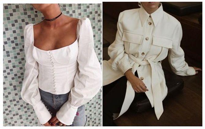 блузки 2020 года модные тенденции фото