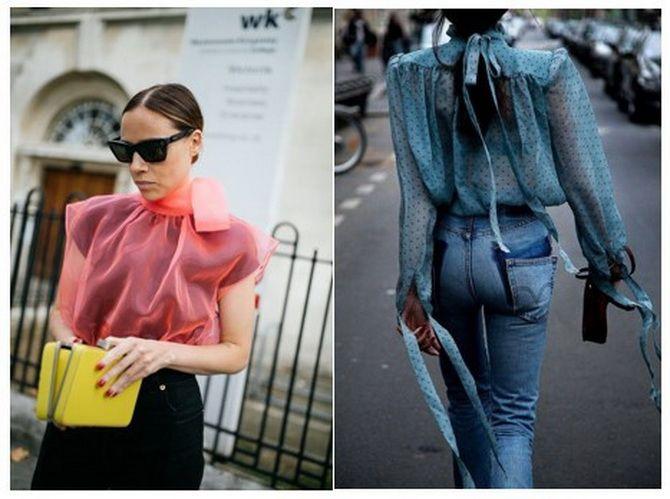 модные блузки 2020 новинки тренды