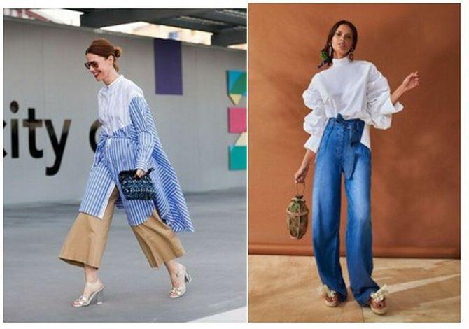 модные блузки 2020 новинки тренды фото женские