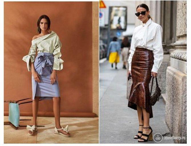 модные блузки 2020 +для женщин