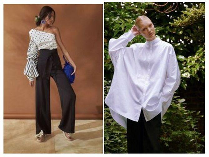 блузки женские 2020 года модные