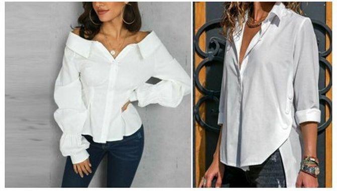 модные блузки весна 2020 фото