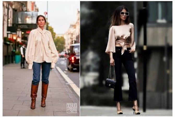 модные блузки 2019 2020 новинки