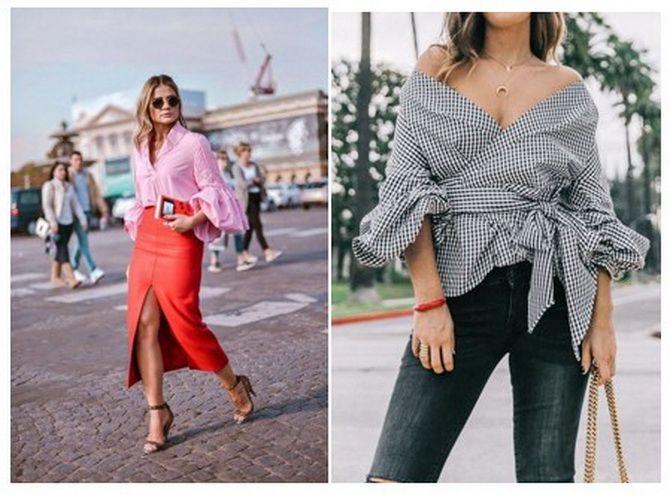 модные блузки 2019 2020 фото