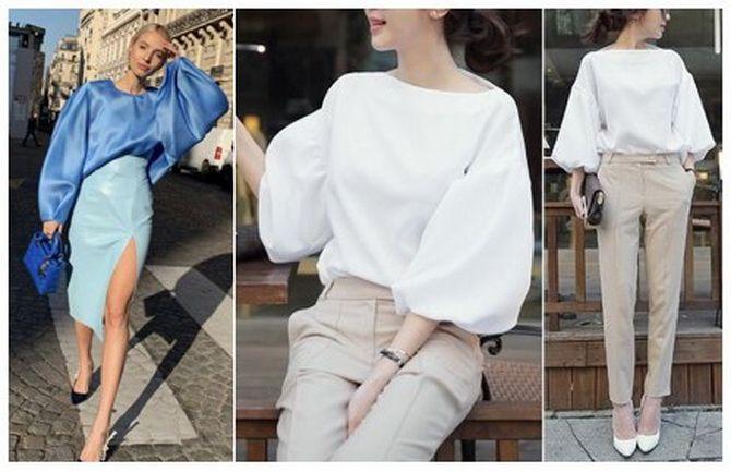 блузки женские 2020 года модные тенденции