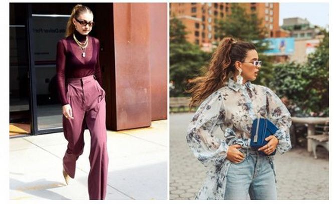 модные женские блузки 2020