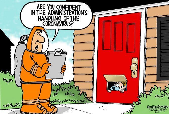 коронавирус смех