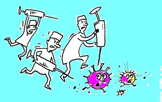 приколы о коронавирусе