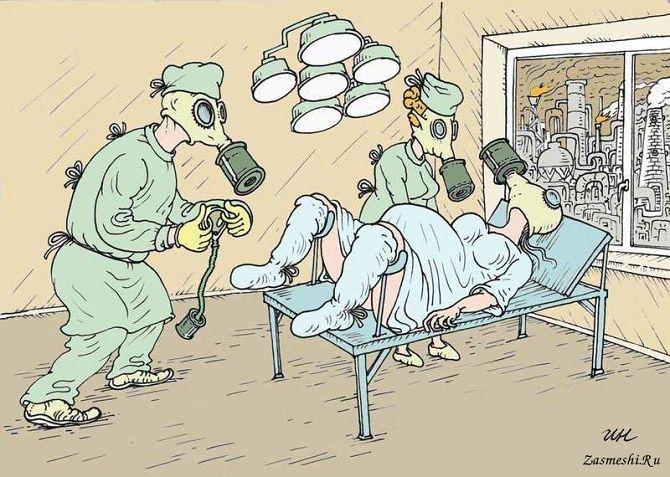 карикатури коронавірус