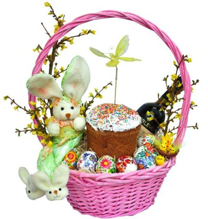 кошик на Великдень
